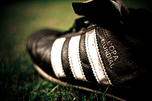 Adidas Copa Mundial Football Boot Deutsch: Adi...