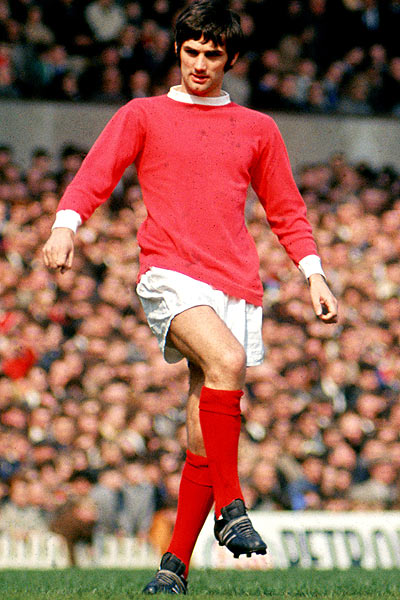 George Best (Photo credit: The Telegraph)