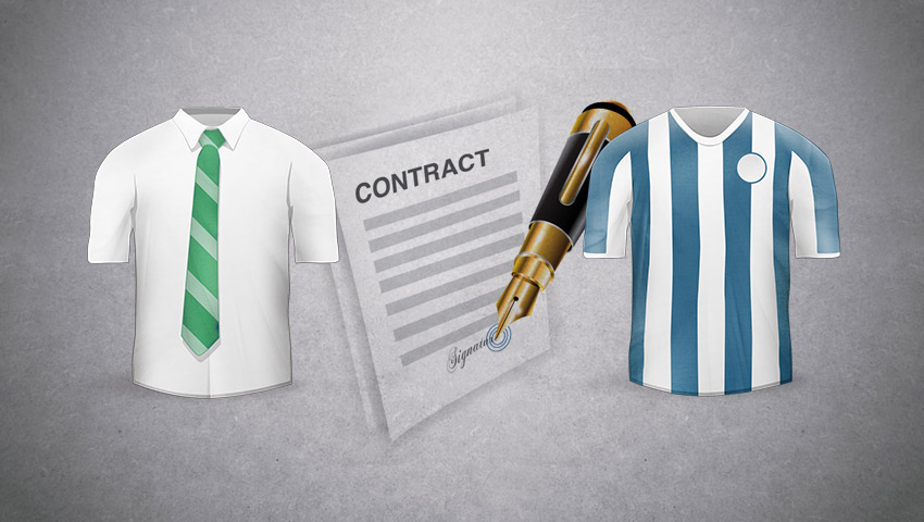 Football Player Agent Contract – Agent Contract Agreement