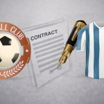 Contracts in football: player – club