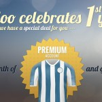 Fieldoo celebrates: buy 1 month of Premium, get one for FREE!