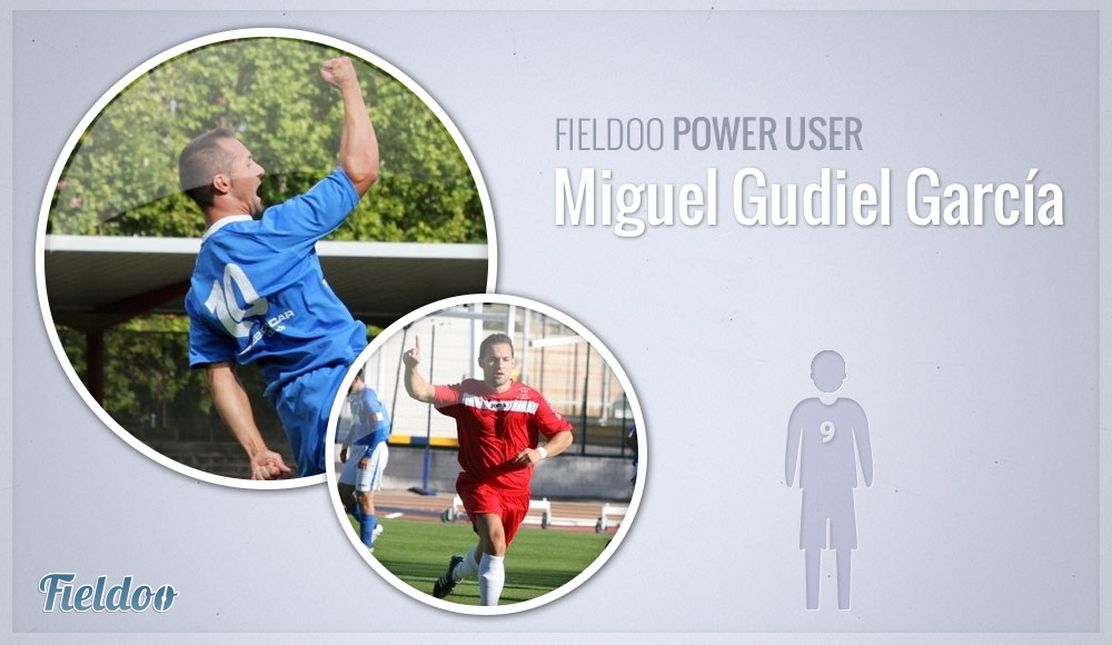 Miguel Gudiel Garcia (Football Player) - Fieldoo Power User