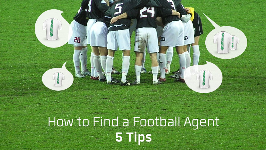 how to become a soccer player agent