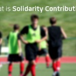 What is Solidarity Contribution in Football?