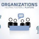 Which Organizations Help Football Players?