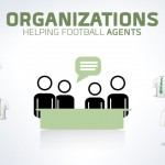 Who is Connecting and Helping Football Agents?