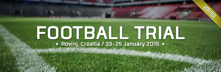 Football Trial in Croatia_Rovinj_23-25 January 2015
