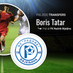 Boris Tatar gets a trial in Bosnian Premier League