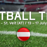 Football Trial in Austria (Kraig – St. Veit): 13 – 17 July 2015