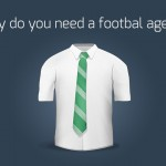 Why do you need to have a football agent?