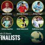 The First Semi-Finalists of The Fieldoo Challenge: Group A
