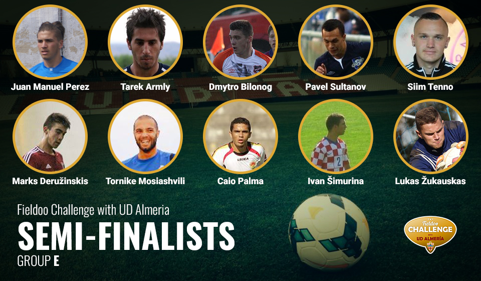 The Semi-Finalists of The Fieldoo Challenge: Group E