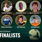 The Semi-Finalists of The Fieldoo Challenge: Group G