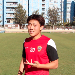 Interview with UD Almeria winger Kiu