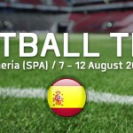 Football Trial in Spain (Almería): 7 – 12 August 2016