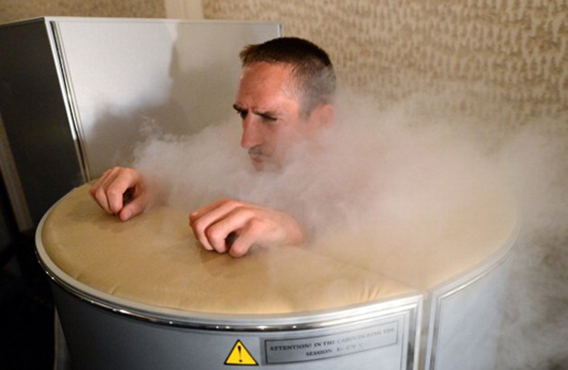 Cryotherapy In Soccer – What Is It and How Can You Use It?