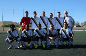 Before the match with FC Malaga
