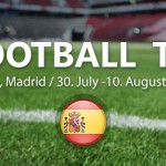 U21 PRO Football Trial in Madrid (Spain): 30 July -10 August 2018