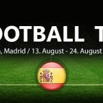 U18 Football Trial in Madrid (Spain): 13 -24 August 2018