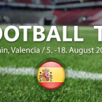 Football Trial in Valencia (Spain): 5 -18 August 2018
